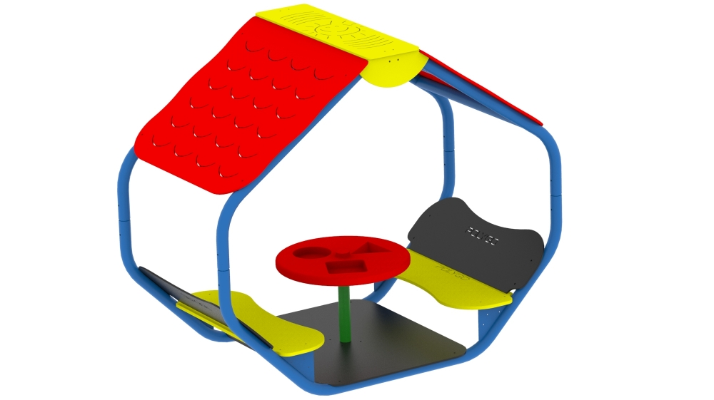 Casuta de joaca Polygo
