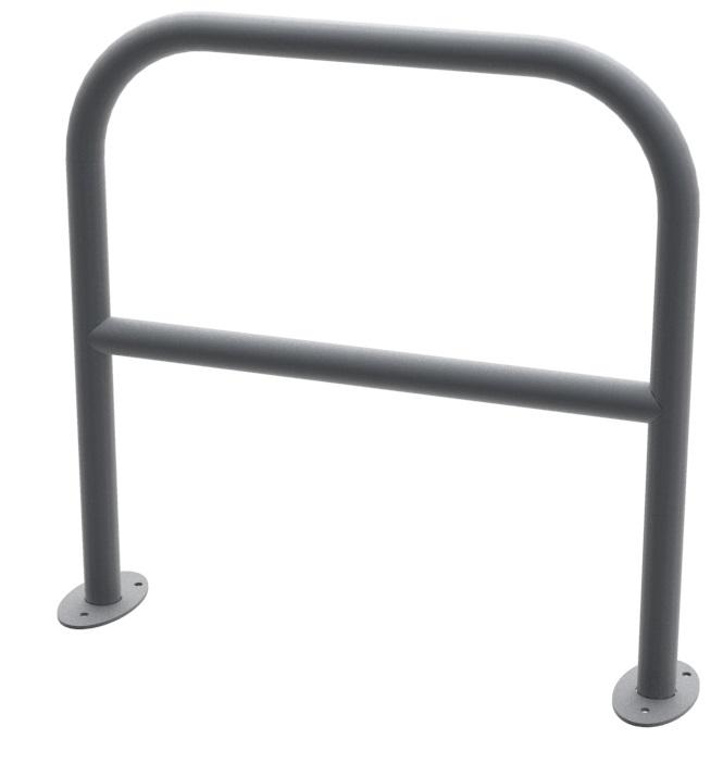 suport de bicicleta U