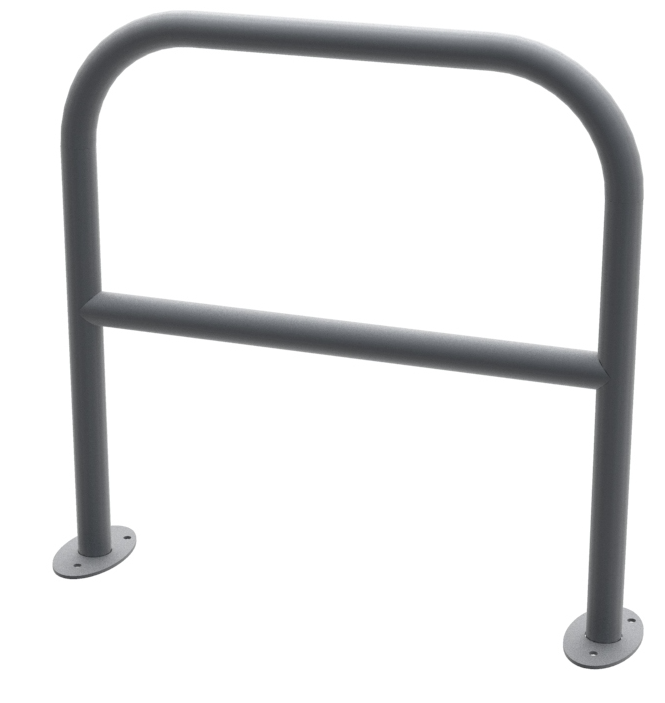 suport bicicleta din otel zincat