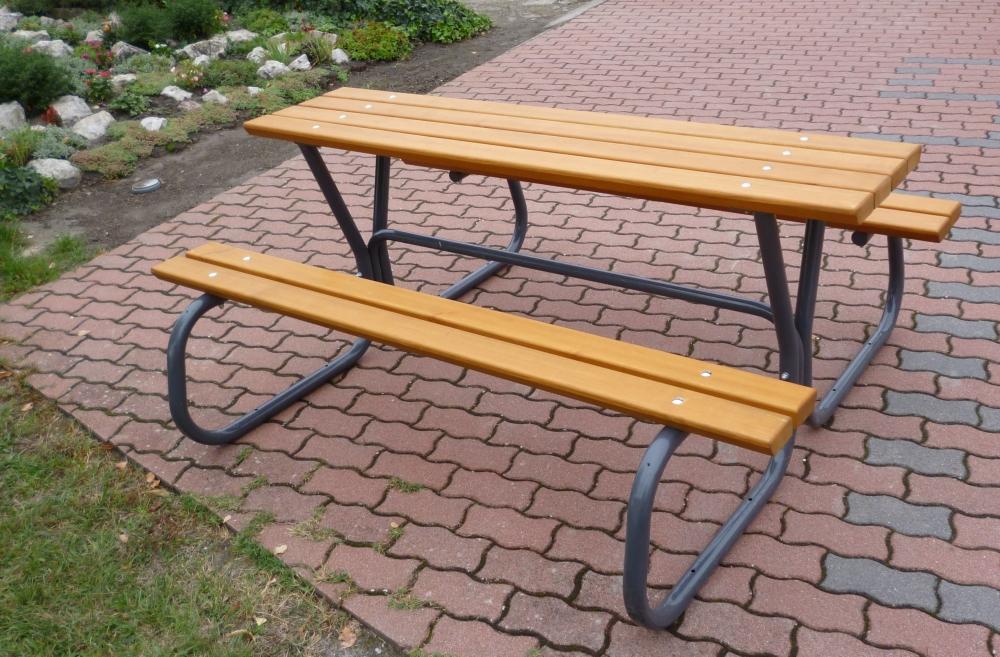 Masa picnic cu scaune